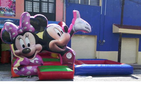 Promociones Renta De Brincolines Acuaticos En Guadalajara